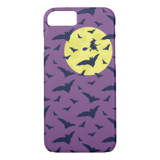 Flying Witch Haloween IPhone Case