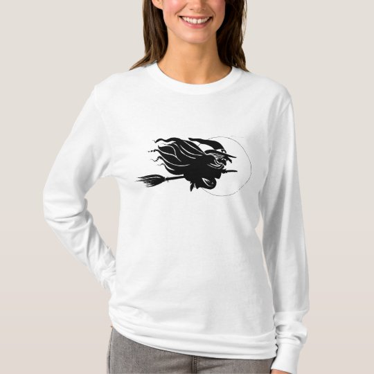 Flying Witch T-Shirt