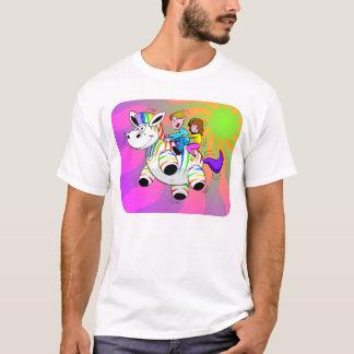 Flying Zebra T-Shirt