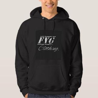 FlyLyfe Clothing Black Hoodie