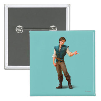 Flynn 2 Inch Square Button