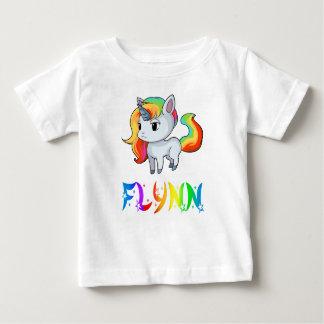 Flynn Unicorn Baby T-Shirt