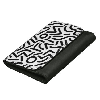 Flyology Abstract wallet