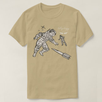 Flyology Space Cadets sand T-Shirt