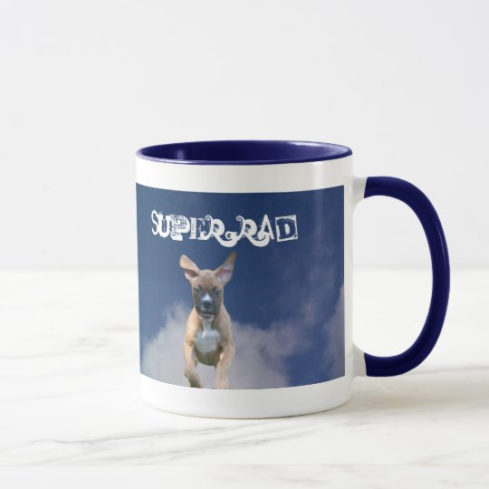 FlyRad, Have no fear! Super Rad is here!, Super... Mug