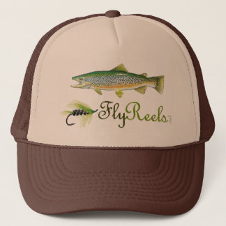 FlyReelsHat Trucker Hat