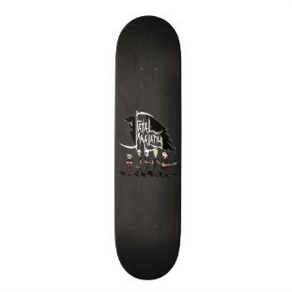 FM CARTOON CHARACTERS SKTBRD 1 SKATEBOARD