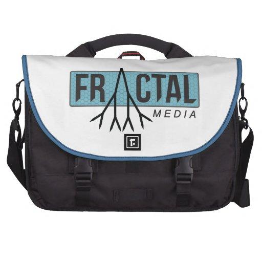 Fm Company Logo Commuter Bag