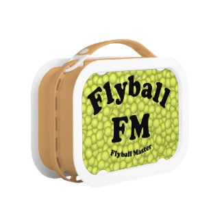FM, Flyball Master 5,000 Lunch Box