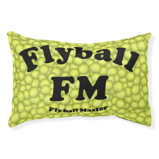 FM, Flyball Master 5,000 Small Dog Bed