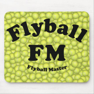 FM, Flyball Master Mouse Pad