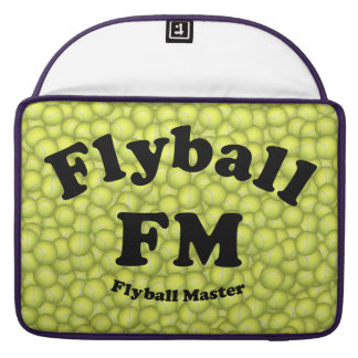 FM, Flyball Master Sleeve For MacBooks