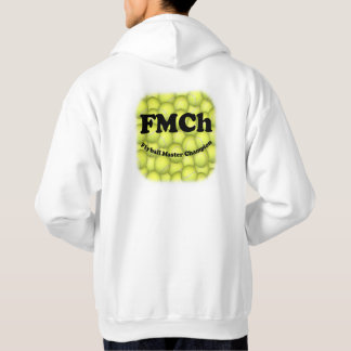 FMCh, Flyball Master Champion 15,000 Points Hoodie