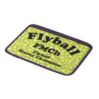 FMCh, Flyball Master Champion 15,000 Points Sleeves For MacBook Air