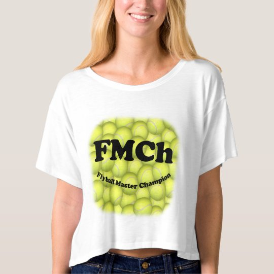 FMCh, Flyball Master Champion 15,000 Points T-shirt