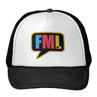FML (Hat) Trucker Hat