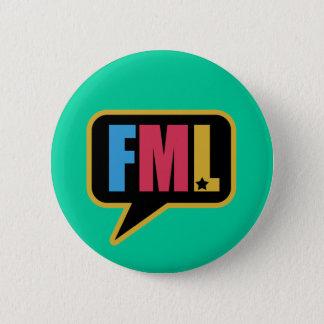 FML (Pin) 2 Inch Round Button