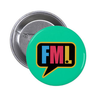 FML (Pin) 2 Inch Round Button
