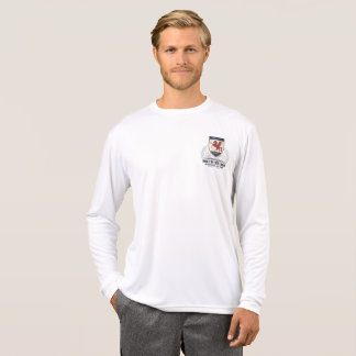 FMR Badge & Globe Long Sleeve T-shirt
