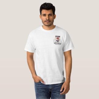 FMR Badge & Globe T-shirt