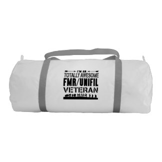 FMR Totally Awesome Gym Bag