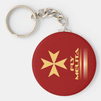 FMS Fly Melita Official Keychain