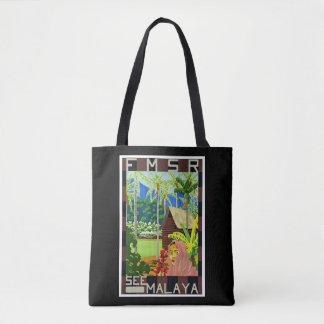 FMSR See Malaya Tote Bag