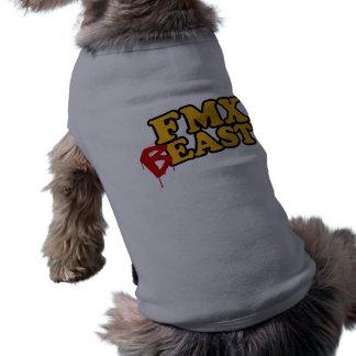 FMX BEast Pet shirt