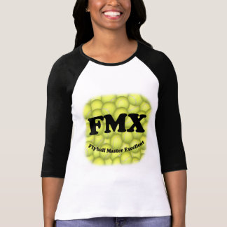 FMX, Flyball Master Excellent 10,000 Points T-Shirt