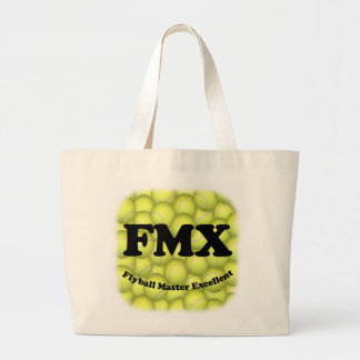 FMX, Flyball Master Excellent Jumbo Tote Jumbo Tote Bag