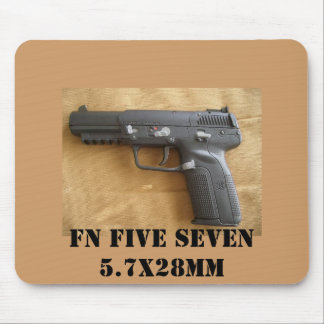 FN Five Seven 5.7x28mm Mouse Pad