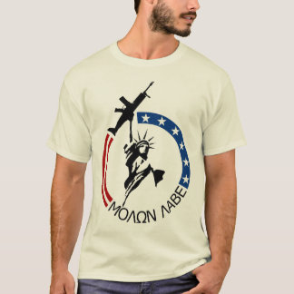 FN SCAR 16 - MOLON LABE T-Shirt