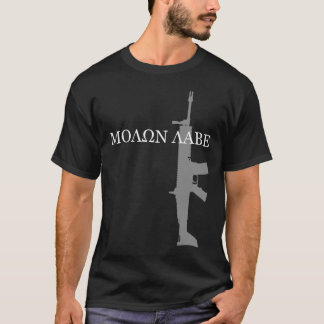 FN SCAR MK16 - MOLON LABE T-Shirt