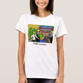 FNB Comics t-shirt