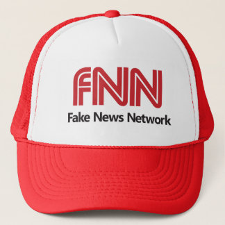 FNN Fake News Network Funny Hat Ball Cap