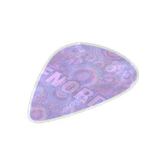 Fnord Pearl Guitar Pick