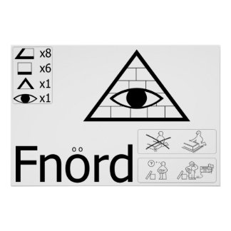 Fnord Poster