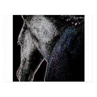 Foal Art Customizable Post Card