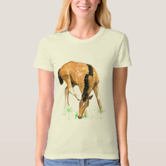 'Foal' Ladies Organic T-shirt