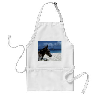 Foal on the Beach Adult Apron