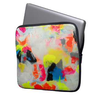 Foam relive laptop sleeve