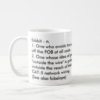 Fobbit mug