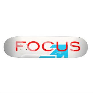 focus apparel arrows skate deck