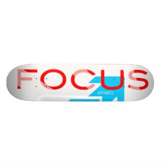 focus apparel skate deck