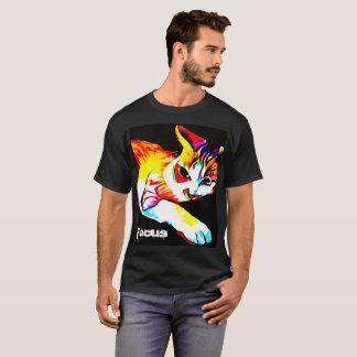Focus Cat Men's Shirt