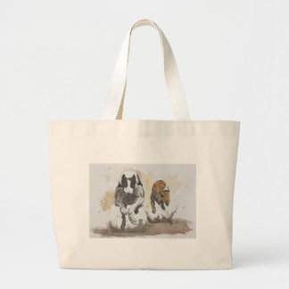 Focus Large Tote Bag