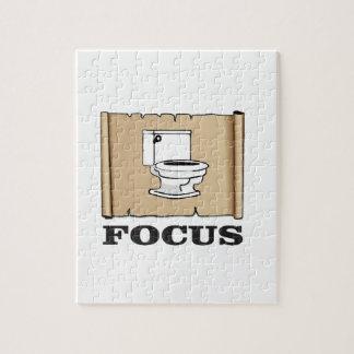 focus on the pot puzzle