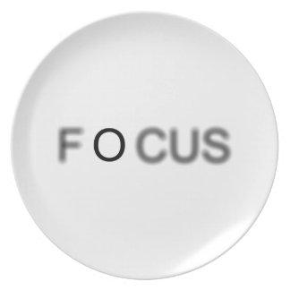 FOCUS PLATE