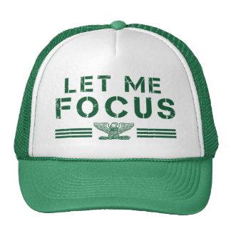 Focus Productivity Hat