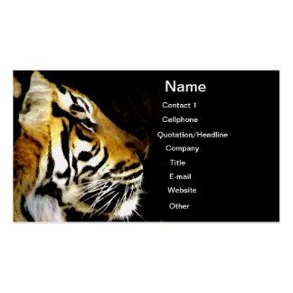Focused_ Business Card Template